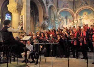 Concert 2017  Saint Clodoald Rossini Petite Messe Solennelle